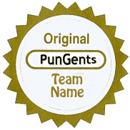 Get Team Name Ideas from The Pun Gents